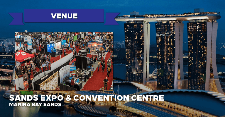 TECHSPO Singapore Venue